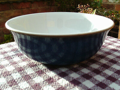 Denby Imperial Blue  Cereal Bowl 16 Cms