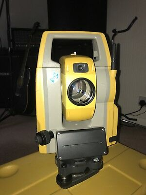 Topcon DS105 Robotic Prismless Windows based Total Station