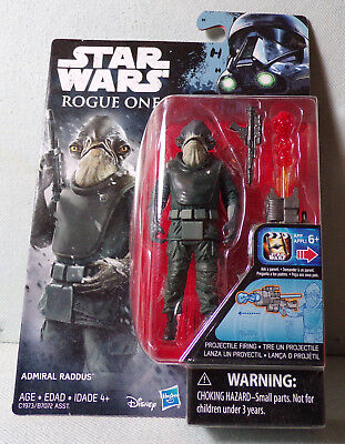 ADMIRAL RADDUS - Star Wars - The Rogue One Collection, 2017