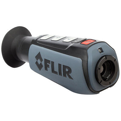 FLIR Ocean Scout 240 NTSC 240 x 180 Handheld Thermal Night Vision Camera - Bl...