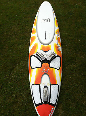 Mistral Syncro Fish 77