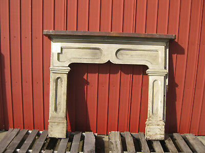 Antique Fireplace Mantel Architectural Salvage Two To Sell
