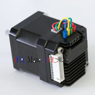 RS485 Modbus 2.5A NEMA17 Integrate stepper Motor Drive all in One  DC24V