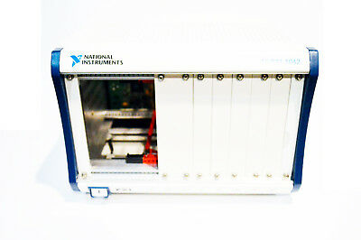 National Instruments NI PXI-1042 Chassis 8 slot Mainframe