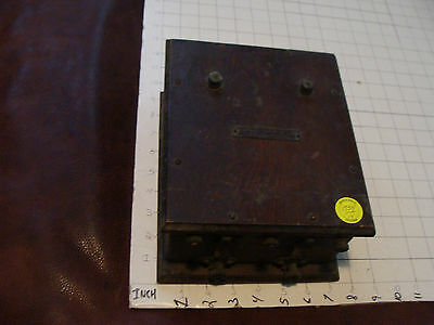 vintage item from Elli Buk collection THE TRITT ELECTRICITY CO. early Electrical