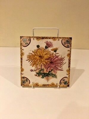 Victorian Transfer Printed Tile(2)