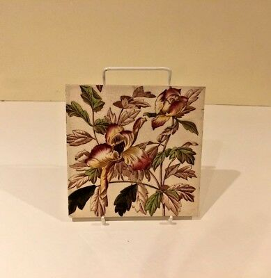 Victorian Transfer Printed Tile(5)