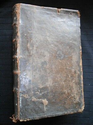 The History of Philosophy in Eight Parts 1655/56-1st Thomas Stanley - VERY RARE
