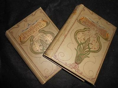 WAR OF THE WORLDS by H G WELLS, 1897, Pearson's Magazine - True 1st/1st Printing