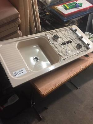 Caravan/motorhome  Spinflo Hob And Sink