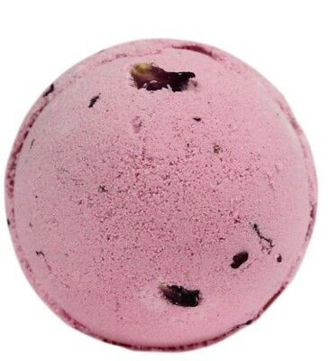 Bath Bomb Jumbo Lush Rose And Petals No SLS, No Parabens
