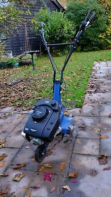 Einhell BG-MT 3336 163cc Petrol Tiller - used once - sale due to house move.