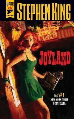 NEW Joyland By Stephen King Paperback Free Shipping