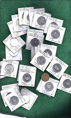 39 1969 shell oil state of the union coins