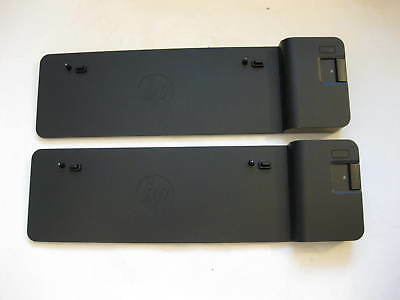 HP 2013UltraSlim Docking Stations (set of two) HP EliteBook, Folio and others