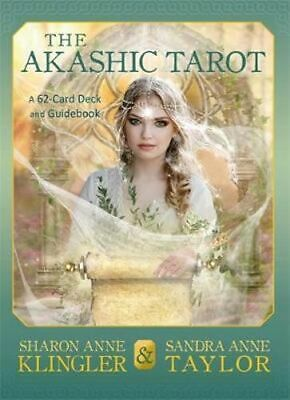 NEW Akashic Tarot By Sandra Anne Taylor Card or Card Deck Free Shipping