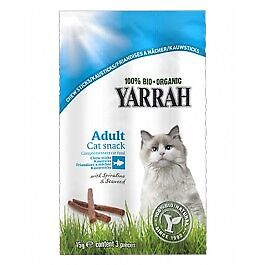 Yarrah Bio Snacks pour chat 3 x 15 grs