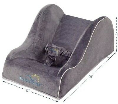 Day Dreamer Sleeper Baby Lounger Seat for Infants gray / DexBaby DayDreamer,,,