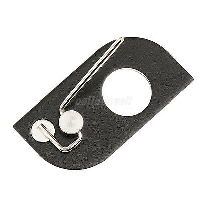 Stainless Steel Magnetic Arrow Rest for Recurve Bow