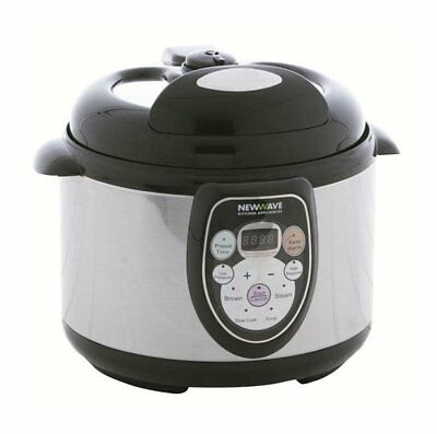 NEW New Wave 5 in 1 Multi Cooker