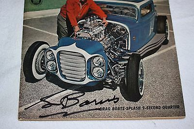 George Barris Combo (2)-Von Dutch-Ed Roth-Mooneyes-Hot Rods-Rat Fink-Batmobile