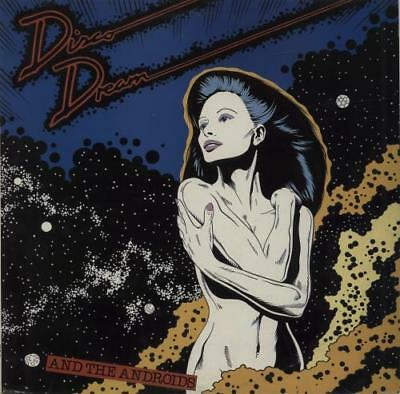 The Androids Disco Dream And The Androids vinyl LP album record UK WUR2