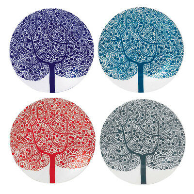 NEW Royal Doulton Fable Trees 22cm Plate Set of 4