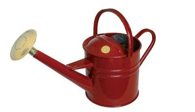NEW Haws 4.5 Litre Traditional Watering Can Burgundy