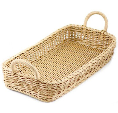Icon Chef Woven Essential Tray With Handles Medium