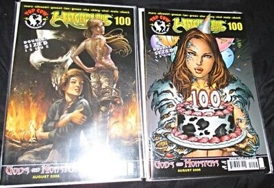 Witchblade U-PICK ONE #100 or 100 (Variant Cover) PRICED PER COMIC