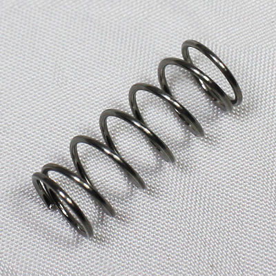 Wire dia 0.4mm OD 7 - 10mm Long 5 to 50mm 304 Stainless steel Compression Spring
