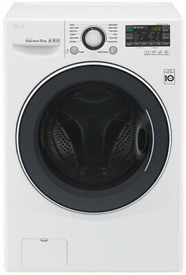 NEW LG WD1013NDW 13kg Front Load Washing Machine with Turbo Clean