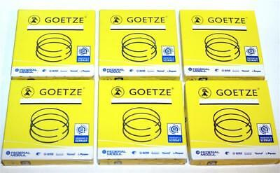 6 Coated Götze Piston Rings 2,7T S4 Terms & Conditions AZB Turbo 2,7L 2.7