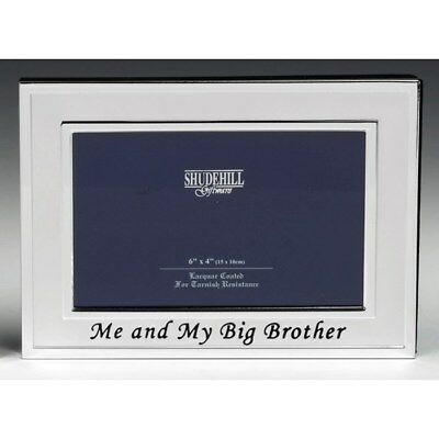 Me & My Big Brother Christening Gift Present New Born Child Photo Frame Birthday