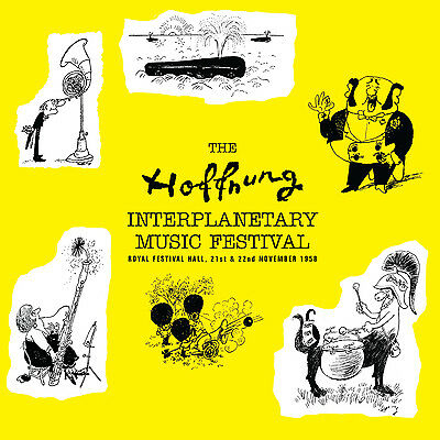 Gerard Hoffnung – The Hoffnung Interplanetary Music Festival 1958 CD