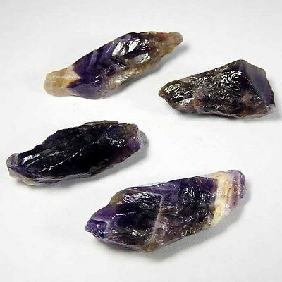 132.05 Cts Wholesale Lot Of Natural Earth Mined African Amethyst Gemstone Rough