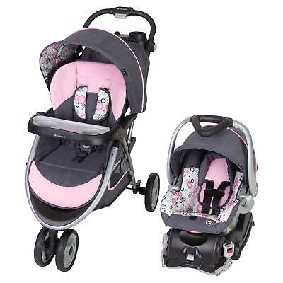 Baby Trend® Travel System Pink
