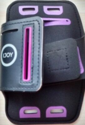 "Armband For iPhone 5 & 6 and Mobiles up to 3.5"" Wide Sports Running Jogging Gym"
