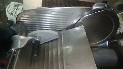"""Hobart 1712 Automatic 2 speed 12"""" Deli Meat Cheese Food SLICER"""