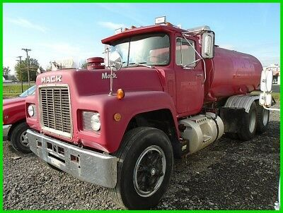 1979 Mack R686RST Water Truck Used