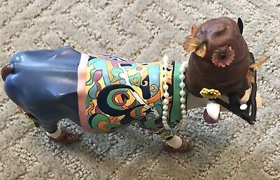 Cow Parade Figure