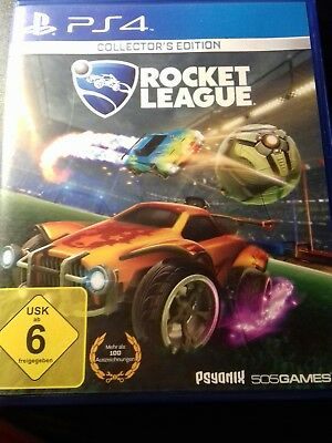 playstation 4 Spiel Rocket League