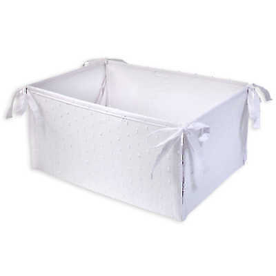 (2x) Carter's Lily Nursery Storage Bins