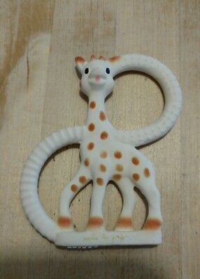 Sophie The Giraffe Vulli Teether Baby Toy Rubber  # 271300