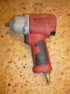 "Matco 3/8"" Drive Mt2120 ""super Duty"" Impact Wrench!"