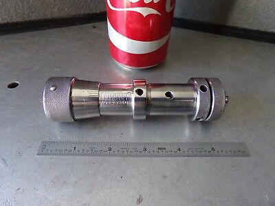 Large Micrometer Assy For Lathe Carriage / Cross Feed Stop South Bend,Logan, Etc