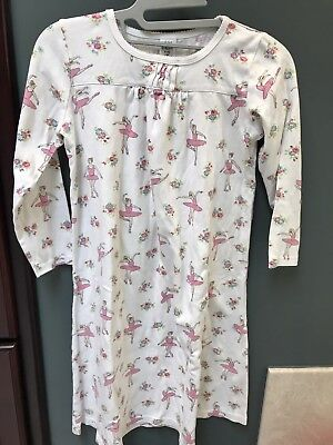 Mini Boden Ballerina Nightgown 9/10 Very Hard to Find