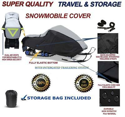 Great Snowmobile Sled Cover fits Polaris 800 RMK Assault 155 LE 2014-2018