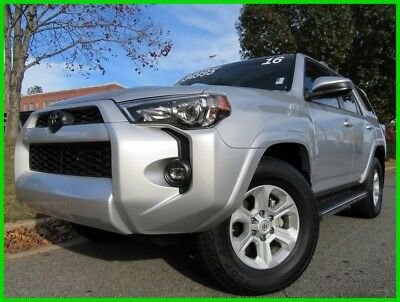 2016 Toyota 4Runner 4RUNNER SR5 BLUETOOTH BACK UP CAMERA TOUCHSCREEN NAVIGATION