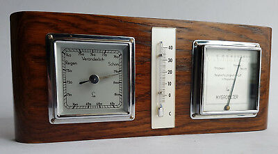 Lufft Wetterstation Barometer Hygrometer Thermometer
